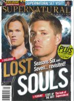 Supernatural magazine subscription