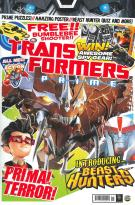 Transformers magazine subscription