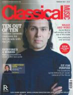 Classical Music magazine subscription