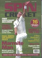 Spin Cricket magazine subscription