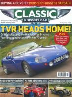 CLASSIC &amp; SPORTS CAR magazine subscription