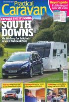 Practical Caravan magazine subscription