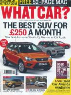 What Car? magazine subscription