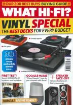 What Hi-fi? Sound and Vision magazine subscription