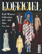 L'OFFICIEL 1000 MODELS - R2W M/NY magazine subscription