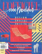 L'OFFICIEL 1000 MODELS - DESIGN magazine subscription