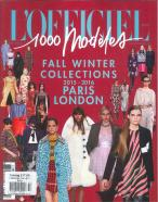 L'OFFICIEL COLLECTIONS magazine subscription