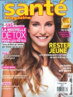 SANTE magazine subscription