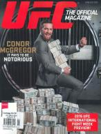 UFC magazine subscription