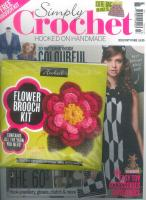 Simply Crochet magazine subscription