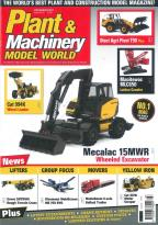 Tractors, Plant and Machinery magazine subscription