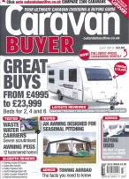 Caravan Buyer magazine subscription