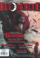 Rue Morgue magazine subscription