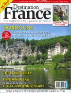 Destination France magazine subscription