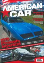 American Car magazine subscription