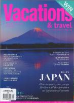 Vacations & Travel magazine subscription
