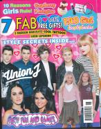 Fab Girl - Bag of Goodies magazine subscription