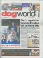 Dog World magazine subscription