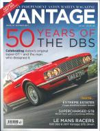 Vantage magazine subscription
