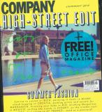 Company High Street Edit magazine subscription