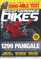 Performance Bikes magazine subscription