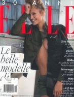 Elle Italian magazine subscription