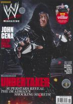WWE Magazine magazine subscription
