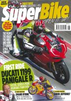 Superbike magazine subscription