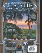 Christie's International Real Estate magazine subscription