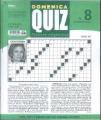 Domenica Quiz magazine subscription