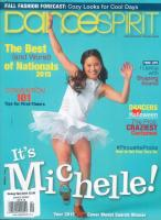 Dance Spirit magazine subscription