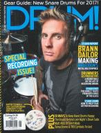 Drum USA magazine subscription