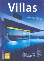 Villas magazine subscription