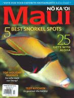 Maui No Ka Oi magazine subscription
