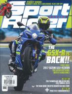 Sport Rider magazine subscription