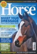 Horse magazine subscription