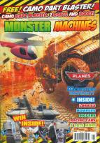 Monster Machines magazine subscription