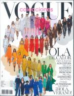 Vogue Colecciones Spanish magazine subscription