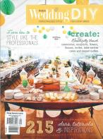 Modern Wedding DIY magazine subscription