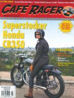 Cafe Racer magazine subscription