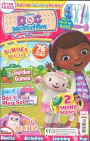 Doc McStuffins magazine subscription