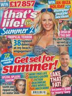 That's Life Summer 2 magazine subscription