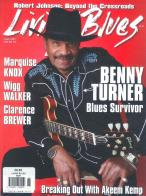 Living Blues magazine subscription