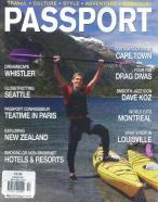 Passport magazine subscription