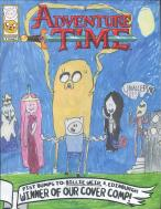 Adventure Time magazine subscription