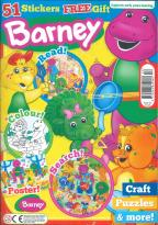 Barney magazine subscription