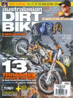 Australasian Dirt Bike magazine subscription