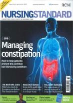 Nursing Standard magazine subscription