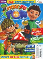 Tree Fu Tom magazine subscription
