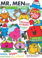 Mr Men and Little Miss magazine subscription